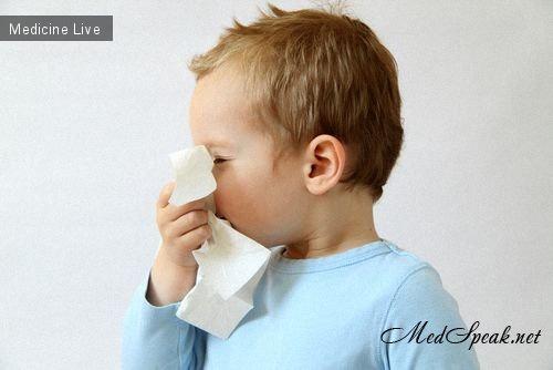 Инфекционные болезни: Респираторные инфекции у детей