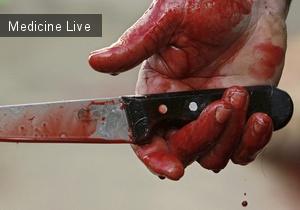 Все обо всем: Нож в грудной клетке